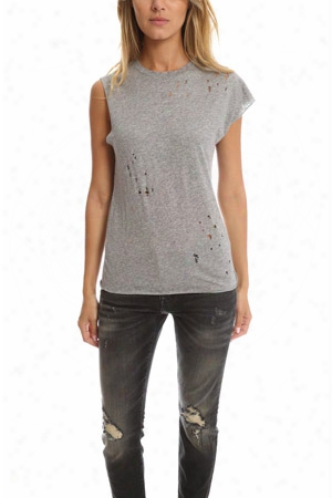 R13 Tattered Tee