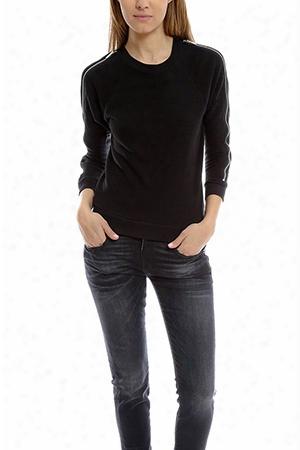 R13 Ziggy Zip Sweatshirt