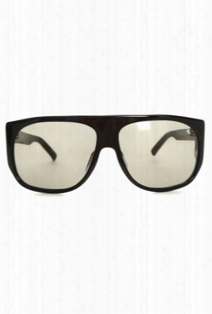 Raf Simons Flat Top Sunglasses