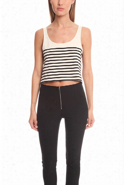 Rag & Bone Avila Crop Top