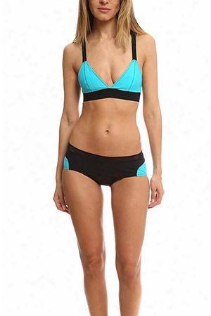 Rag & Bone Fijji Bluebird Bikini Top