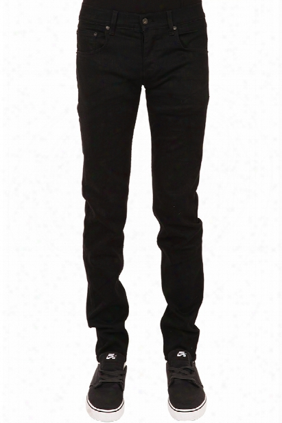 Rag & Bone Fit 1 Black Jean