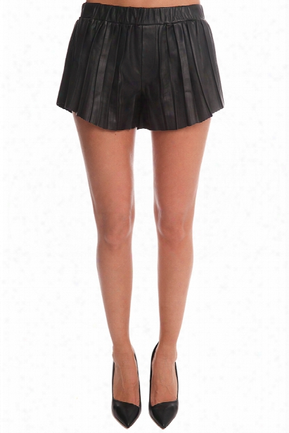 Rag & Bone Goa Leather Short