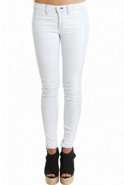 Rag & Bone Split Skinny Jean