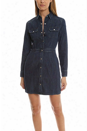 Rag & Bone/jean Utility Dress