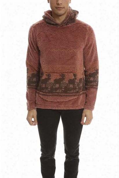 Remi Relief Pigment Wool Boa Pullover