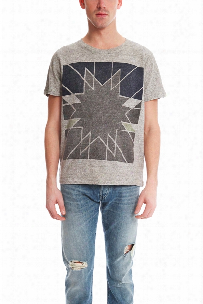 Remi Relief Twisst Recycle Morning Star Tee