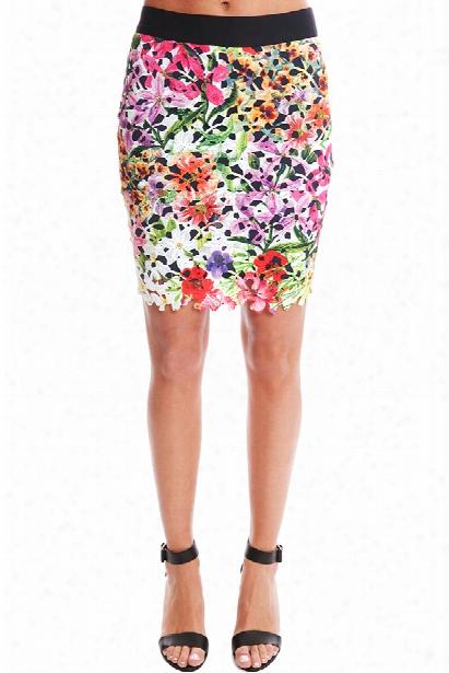 Roseanna Berlin Jupe Fleuri Skirt