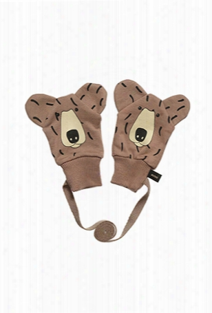 Mini Rodini Bear Glove