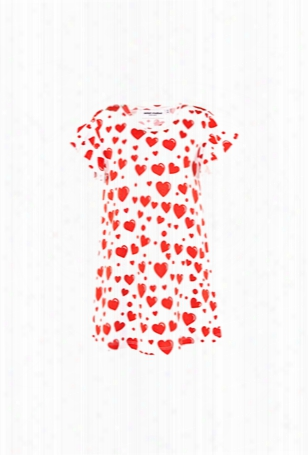 Mini Rodini Hearts Wing Dress