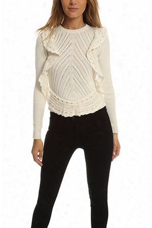 Red Valentino Knit Sweater