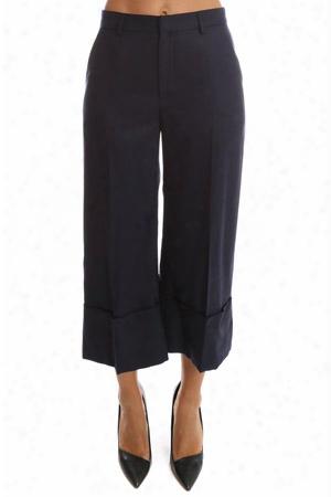 Sea Wool Pants