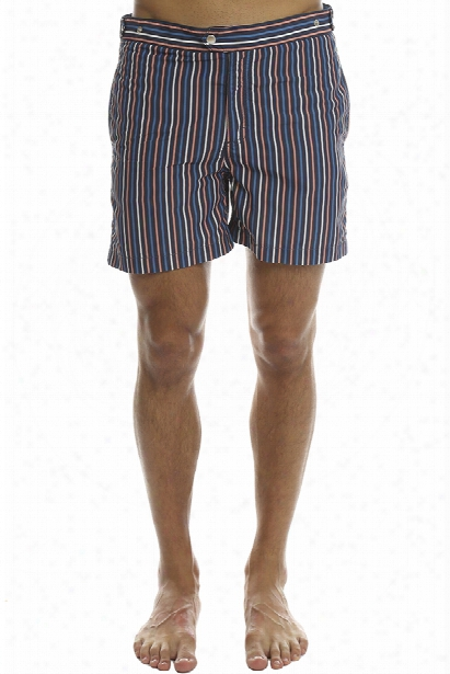 Solid & Stripes Kennedy Hyannis Stripe Bathing Suit