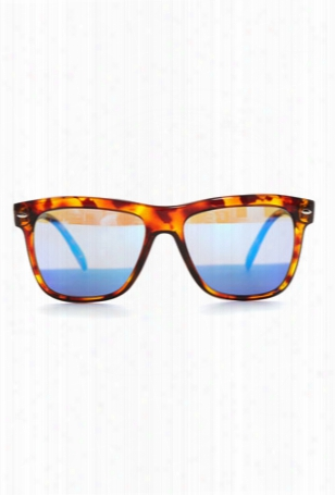 Spektre Reflective Wayfarer Sunglasses