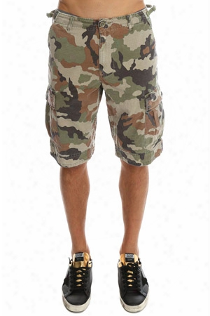 Stussy Authentic Outer Gear Camouflage Shorts