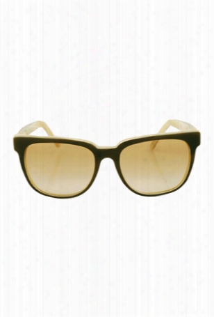 Super Sunglasses People Black Trans Unihorn