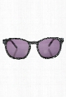 Alexander Wang Zebra Print Sunglasses