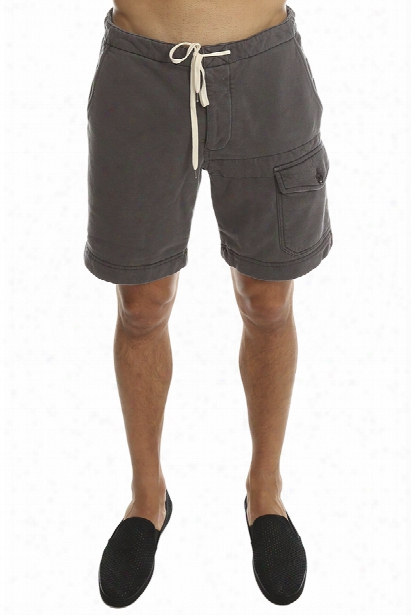 Todd Snyder Cargo Terry Short