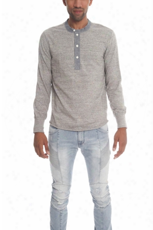 Todd Snyder Classic Henley Ls