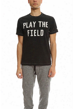 Todd Snyder Play The Field Tee