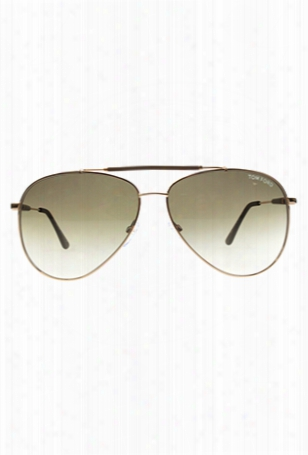 Tom Ford Rick Aviator Sunglasses