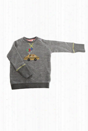 Tootsa Macginty Westend Taxi Sweater