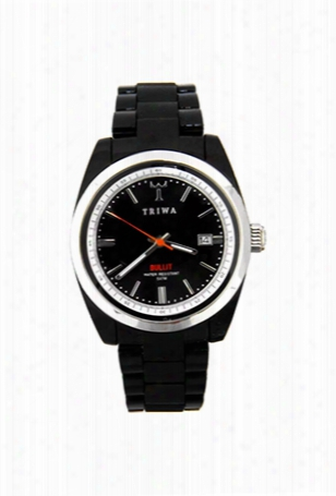 Triwa Black Bullit Watch