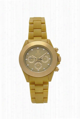 Triwa Goldstone Chrono Watch
