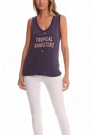 Via Spare Tropical Tank Top