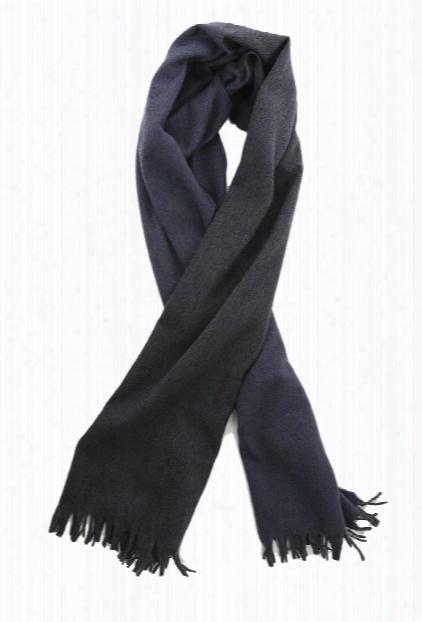 Yigal Azrouël Open Weave Wool Scarf