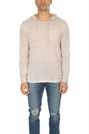 Autumn Cashmere Pullover Hoody