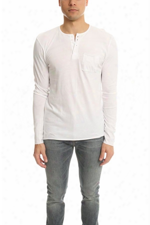 Cotton Citizen Jagger Henley Ls
