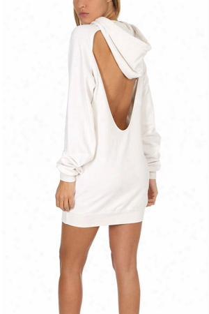 Cotton Citizen Milan Backless Mini Dress