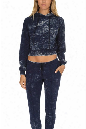 Cotton Citizen Milan Crop Pullover Hoody