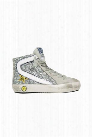 Golden Goose Kids Slide Sneaker