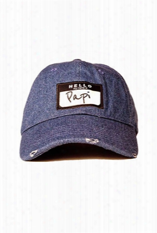 Head Crack Nyc Papi Dad Hat