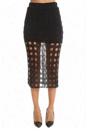 Iro .jeans Alixie Skirt