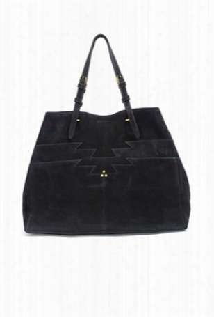 Jerome Dreyfuss Maurice Suede Tote