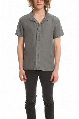 Journal Orca Button Up Shirt