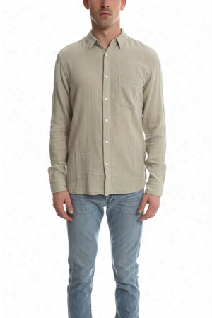 Kato Double Gauze Button Down