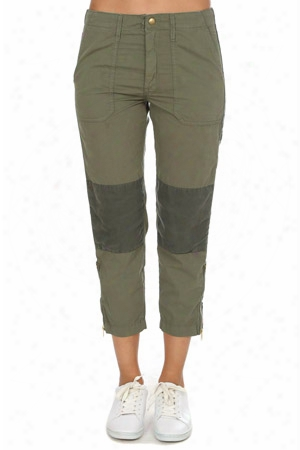 Mother The Army Racketeer Pant