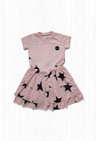 Nununu Star Layered Dress