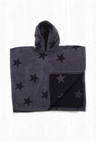 Nununu Star Poncho Towel