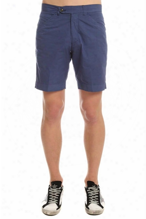 Officine Generale Deck Short Light