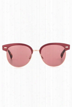 Oliver Peoples Shaelie Burgundy