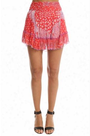 Poupette St Barth Coco Mini Skirt