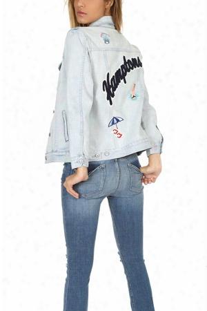Rails Knox Hamptons Denim Jacket - Exclusive