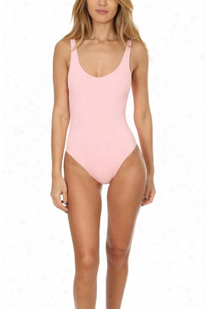 Solid & Striped The Anne Marie Rib One Piece