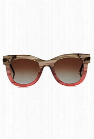 Thierry Lasry Sexxxy - Brown & Burgundy