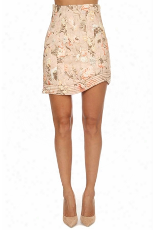 Zimmermann Bowerbird Corselet Skirt